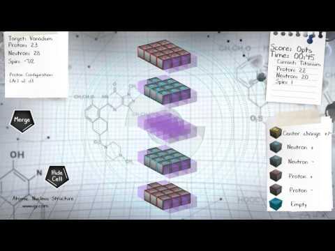 How to build Vanadium Nucleus V-51