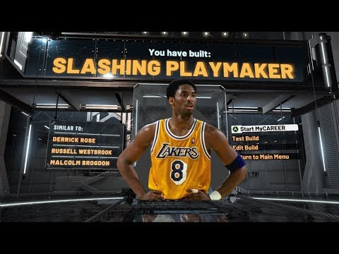 New 65 Badge Slashing Playmaker Build Is A DEMIGOD! Most Badges On ANY Build In NBA 2K20!