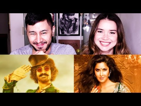 FIRANGI & SURAIYYA  Aamir Khan & Katrina Kaif  Thugs of Hindostan  Reaction!