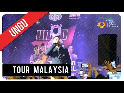UNGU - Mozaik | Promo Tour, Malaysia