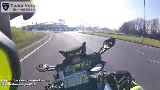 Ambulancebegeleiding Zoetermeer naar Erasmus MC 17-02-2016