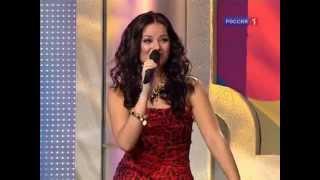 Оксана Фёдорова - Концерт Спокойной ночи, малыши! 2010 (фрагмент)