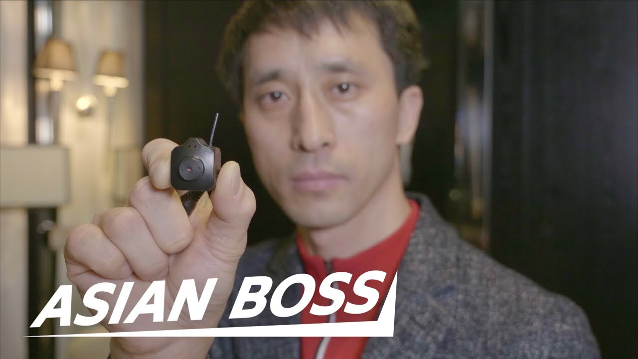 Korea's No.1 Spy-Cam Hunter On A Mission To Stop Illegal Porn | ASIAN BOSS