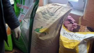 сезон 2017 с.1,семена подсолнечника и кукурузы(, 2017-01-29T10:14:22.000Z)