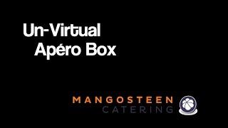 Mangosteen - un-virtual Apero Box - ENG