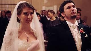 Свадьба в Италии Диана и Филип (Рим 2012)