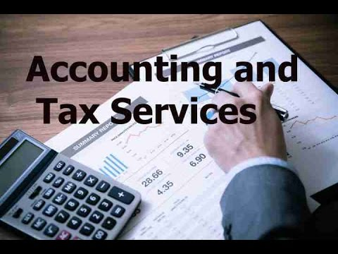 Accounting and Tax Services South Lyon - YouTube