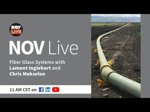 NOV Live | Fiber Glass Systems