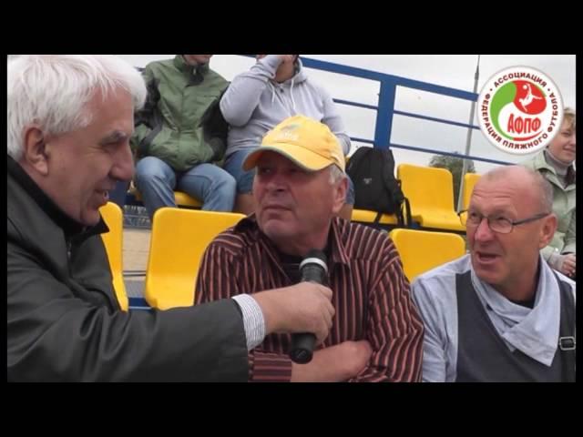 Фильм о развитии белорусского пляжного футбола