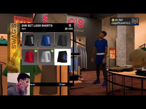 NBA 2K20 93 OVR Grinding To All Star 3 !!