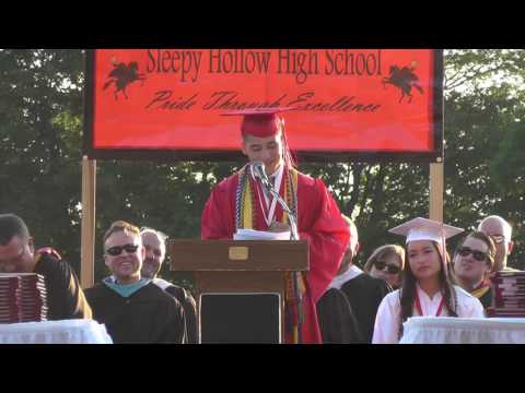 Sleepy Hollow High School 2017 Commencement: Part 2
