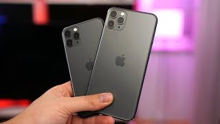 Review: Apple iPhone 11 Pro & iPhone 11 Pro Max (Deutsch) | SwagTab