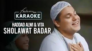 Haddad Alwi & Vita - Sholawat Badar (Official Karaoke Video)