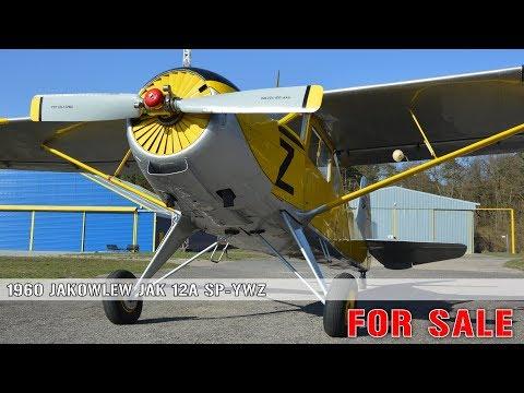 Yakovlev Yak-12 A SP-YWZ for sale in Poland - PlaneCheck