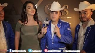 Los Cuates de Sinaloa - Entrevista En Vivo