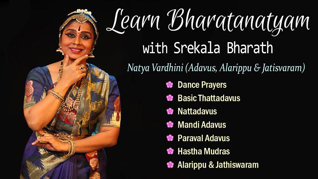 Dance Tutroials | Learn Bharatnatyam With DVD Videos ...