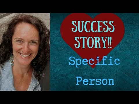 Agnes Interviews Kristin Specific Person Success Story