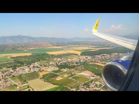 TRIP REPORT | Monarch | Airbus A321-231 | Manchester to Dalaman |  ZB660