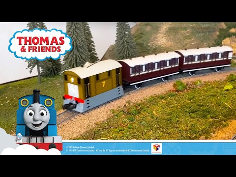 Bachmann's Thomas & Friends™ Announcements for 2021!
