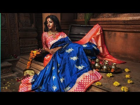 Silk Saree In Modern Glory 2019 | Indian Fashion 2019