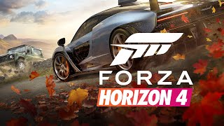 Gameplay of the forza horizon 4 demo on xbox one s