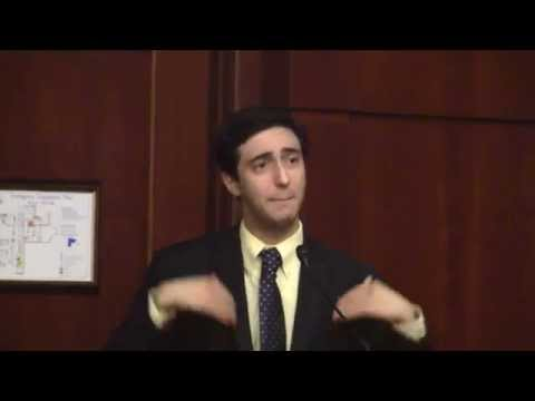 John-Clark Levin: Piracy and Private Navies - Deterring Maritime Terrorism