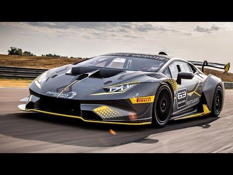 Lamborghini Huracán EVO (2018) Ready to Race