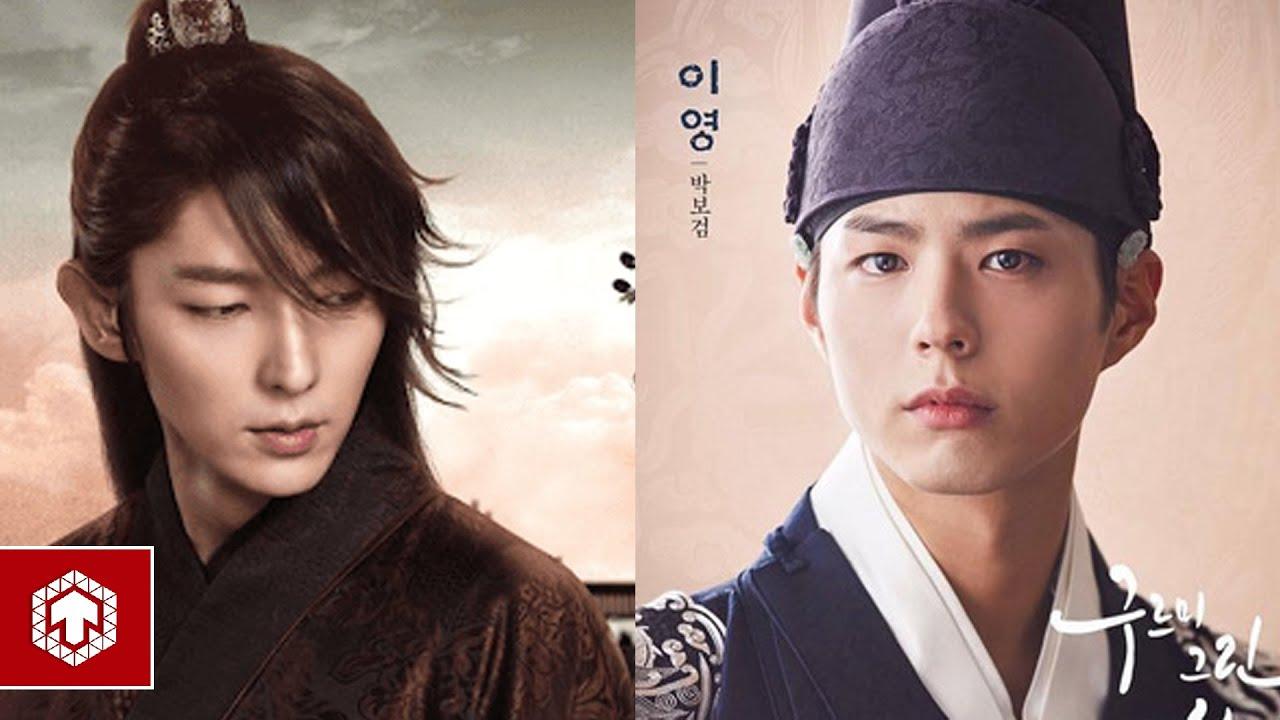 Top 10 Phim Hàn Quốc Quy Tụ Dàn Mỹ Nam Cực Khủng | Ten Asia