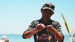 How to Tie a Ruฑning Sinker Rig (Mulloway, Kingfish, Flathead Fishing Rig)