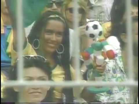 Brasil vs Costa Rica, partido completo Italia 90. (full match)