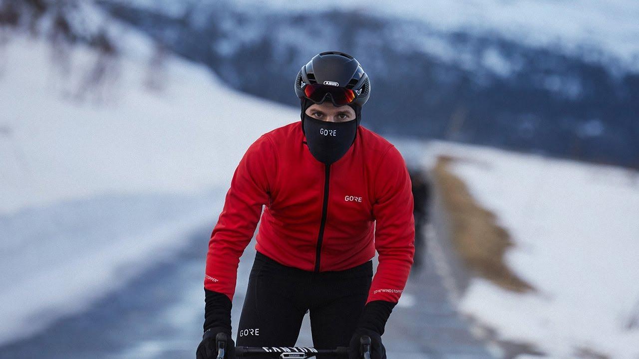 Gore Windstopper GORE WEAR Mens Cycling Jacket C5