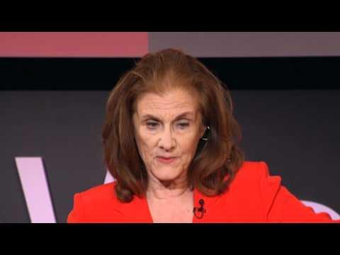 TEDxWomen -- Suzanne Braun Levine - YouTube