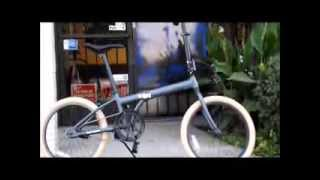 Speck SS Folding Bike By Retrospec Bikes