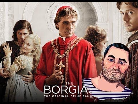 Обзор телесериала Борджиа