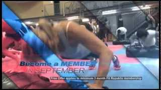 Cage Fitness Month at Fit Republic.wmv