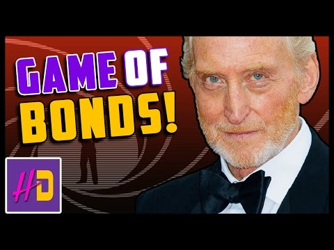 Game of Thrones Vs James Bond: Actors Who've Appeared in Both