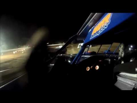 Skyline Speedway Harvest 50 Late Model Feature, Corey Conley GoPro