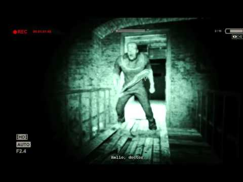 Outlast 2 Realistic Graphics Gameplay (SweetFX) | FunnyCat TV