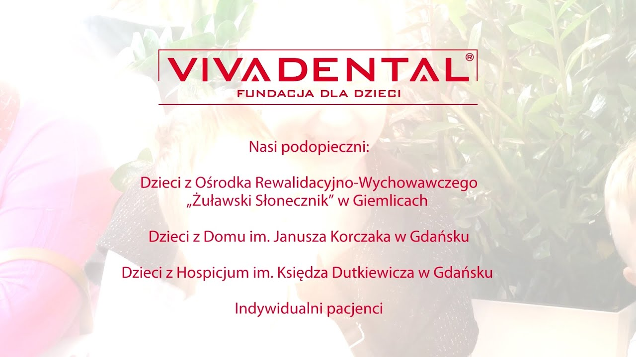 Fundacja dla dzieci Vivadental