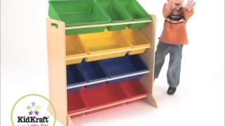Kidkraft Storage Bin Unit In Canada