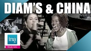 "Diam's et China ""Evasion"" (live officiel) 
