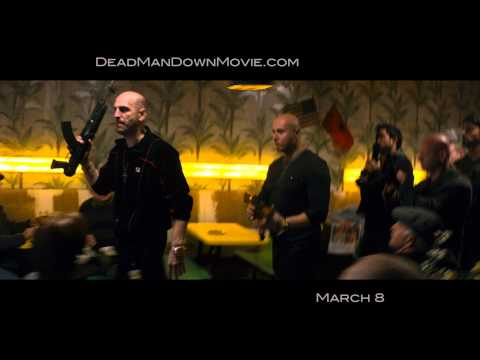 DEAD MAN DOWN - Extended Trailer - In Theaters 3/8