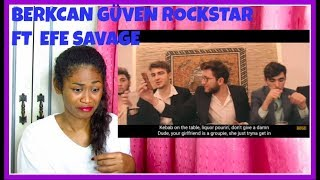Baixar BERKCAN GÜVEN ROCKSTAR FT  EFE SAVAGE Post Malone Rockstar Arabesque Cover| Reaction