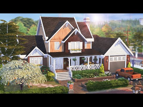 generations-family-home-💗-|-the-sims-4-|-speed-build