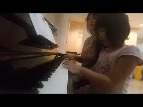Teaching Serenada - Hey, Mr. Half Note Dot! - Piano Adventures Lesson Primer