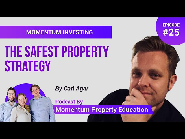 The Most Stable Passive Income Strategy - Carl Agar