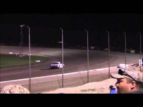 Pure Stocks @ Lubbock Speedway 5-1-15