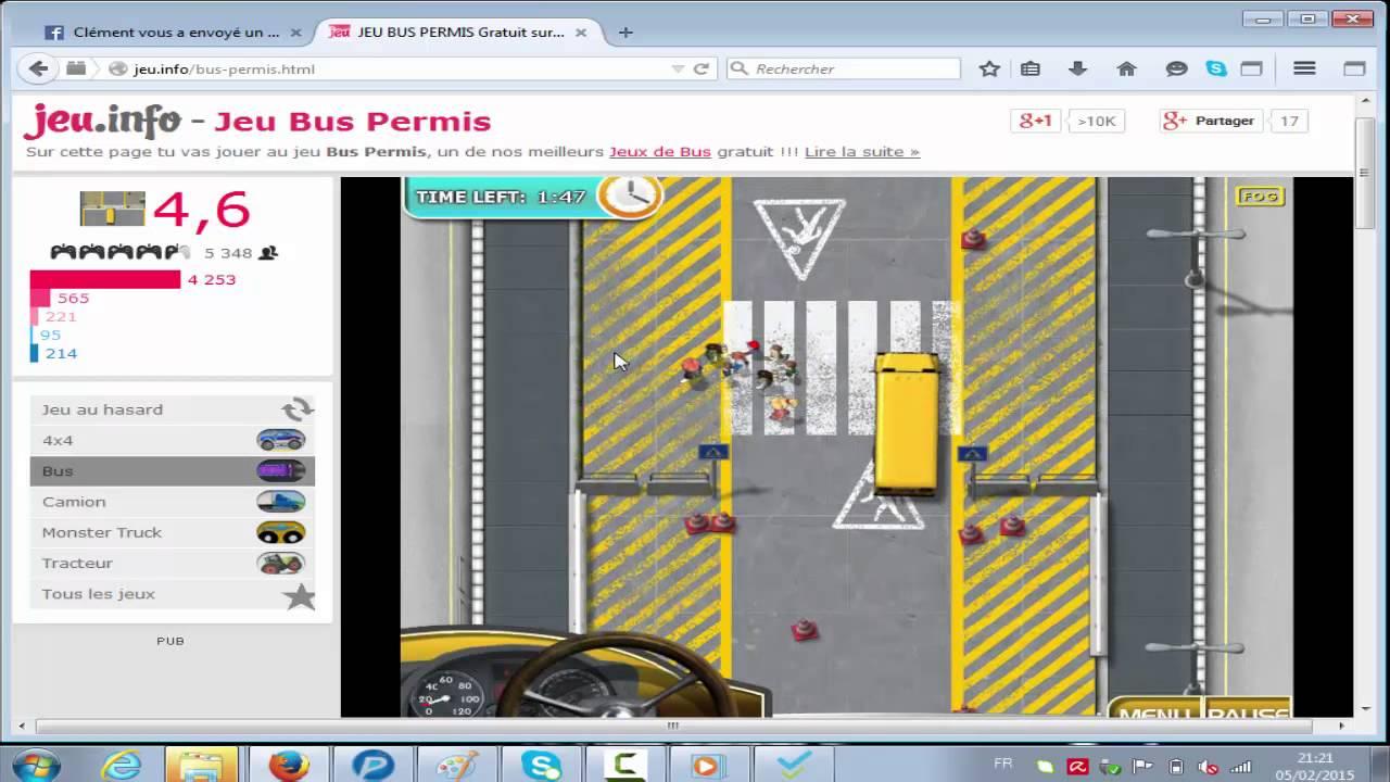 Jeu de voiture a garer youtube - Jeu info voiture ...