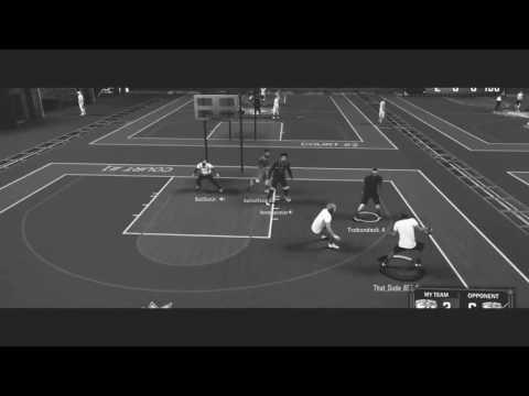 NBA2K17 HOOPMIXTAPE    GMGB- NO LETTING UP Pt.2 ⛽#⃣🆒
