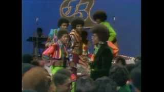 The Jackson 5 - Soul Train Interview